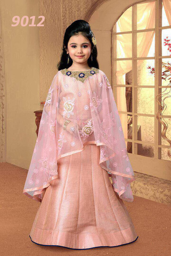 Girls Anarkali Churidar