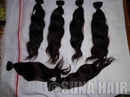 Attractive peruvian natural deep body wavy hair weave full cuticle hair