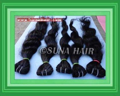 Peruvian natural wholesale price full cuticle unprocessed hair