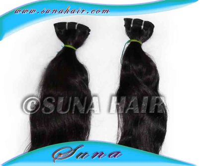Long hair charming quality lowest price full cuticle natural hair
