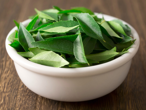 Frozen Curry Leaves