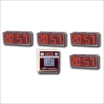 Master Slave Clock System