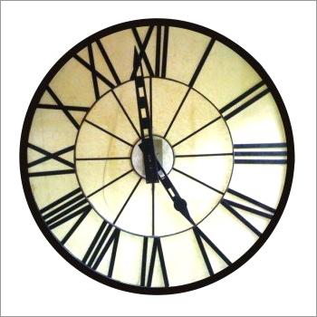 Analog Tower Clock