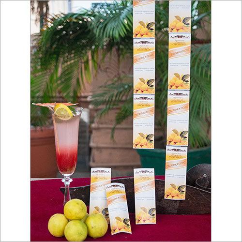 Lemon Juice Sachet