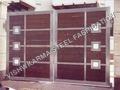 Wooden SS Gate