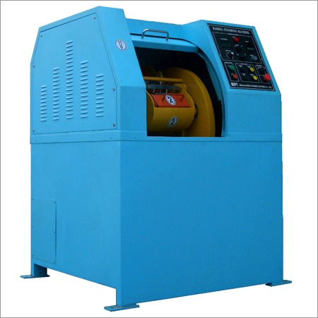 Centrifugal Finishing Machine