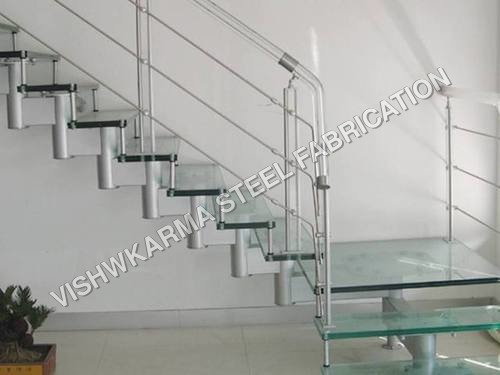 MS Staircase For Villa