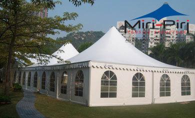 Warehouse Storage Tents