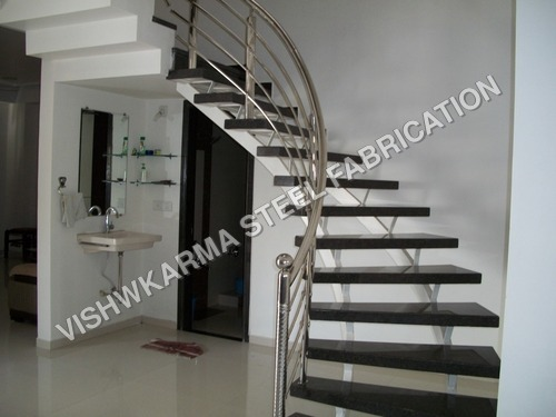Staircase for Raw House