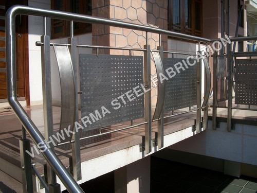 SS Railing Fabricator Contractor