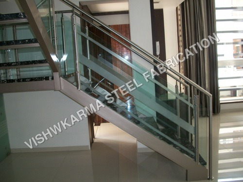 SS Railing for villa