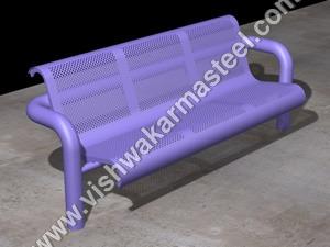 M.S. Garden Bench
