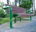 M.S.Wooden Bench