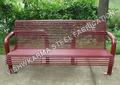 Steel Garden Benches