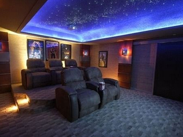 Home Theater Ceiling Star Lights