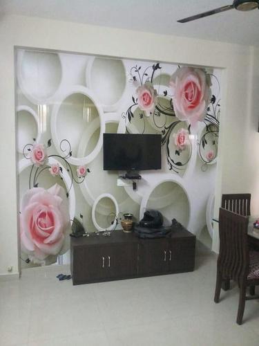 PVC T.V Cabinet