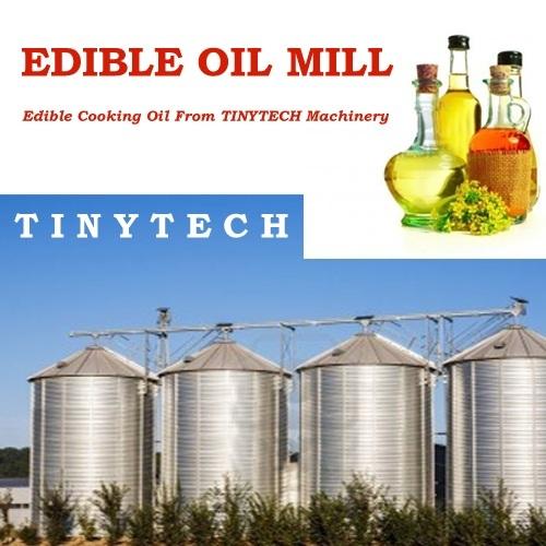 Edible Oil Mill