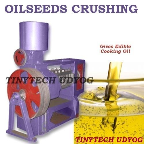 Oilseed Crushing Machinery