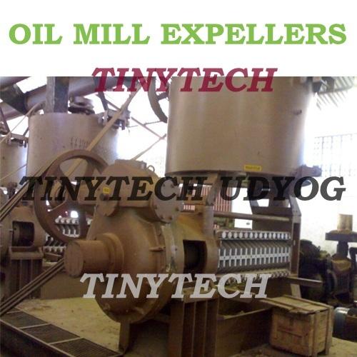 Oil Mill Expellers