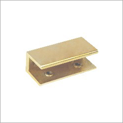 Brass Square Bracket