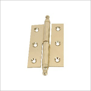 Brass Crown Hinges