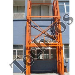 Hydraulic Wall Mounted Lift Platform