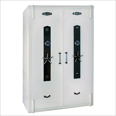 Safe Locker White n Black