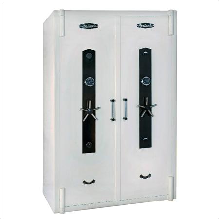 Safe Locker White n Black