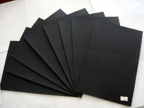 Matte Black Paper