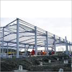 Feed Steel Structure
