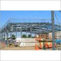 Fabricated Steel Frame Structure