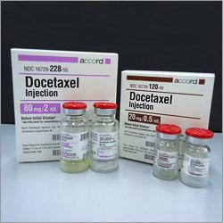 Docetaxe Inj 80mg 2ml