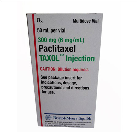Toxol 300 mg Injection Paclitaxel
