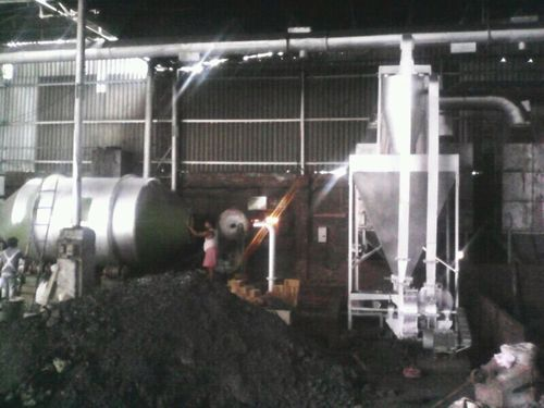 Rotary Furnace For Recycling Plant