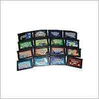 8 Bit Game Cassettes