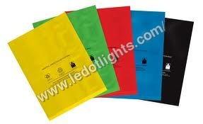Bio Medical Waste Bags BioDdegradable