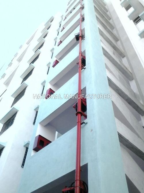 Highrise fire and security