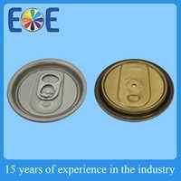 Mongolia 46mm Aluminium Can Ends Easy Open from Chinese Supplier