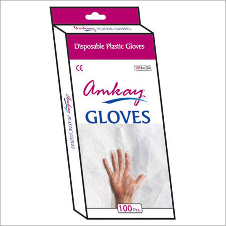 Long Plastic Gloves