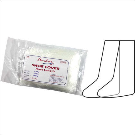Knee Length Shoe Cover