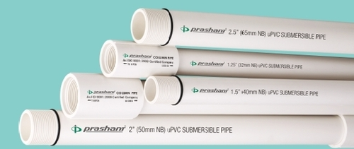 UPVC Submersible pipes