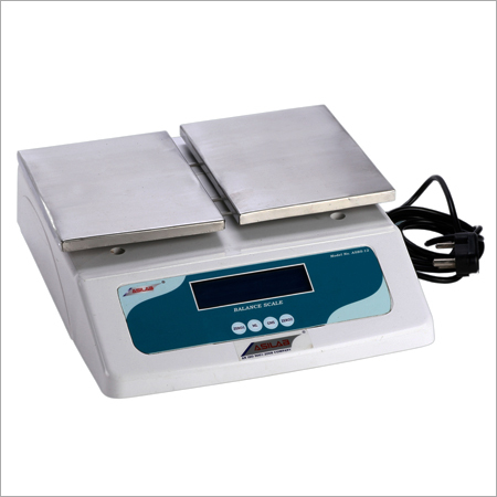 Blood Bank Weighing Scales