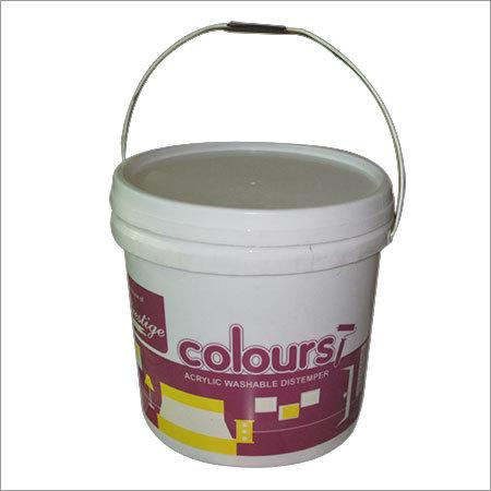 Paint Plastic Buckets