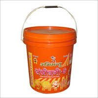 Cooking Oil Plastic Buckets