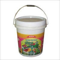 Fertilizers Plastic Bucket