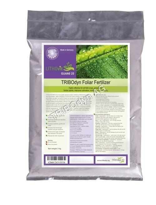 Foliar Fertilizer Lithovit Guano