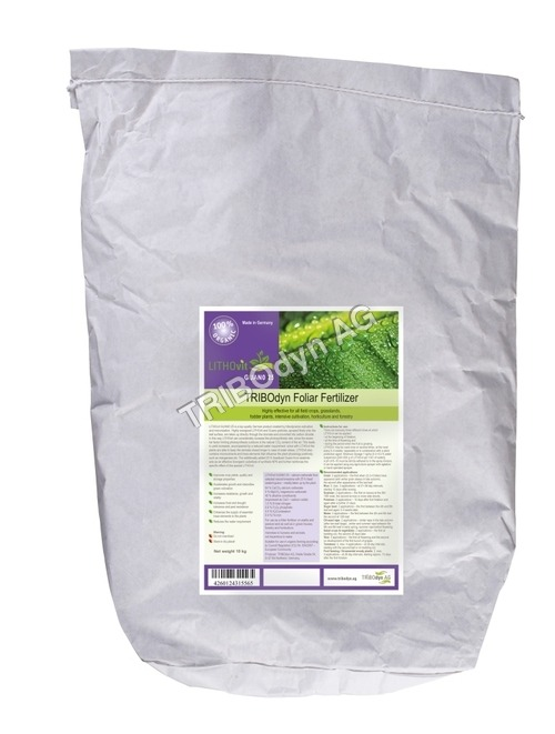 Natural Foliar Fertiizer 10 kg- Inliner paper bag