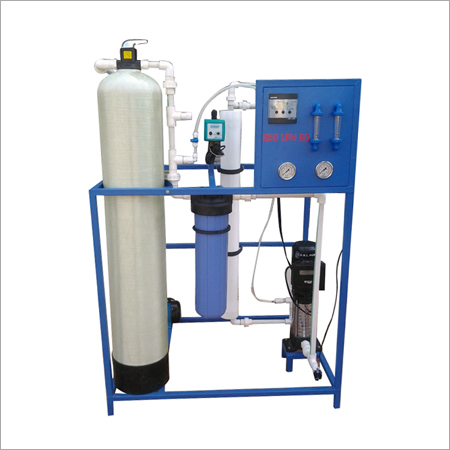 Mineral Water Treatment Plant 250LPH