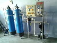 Mineral Water Treatment Plant 500LPH