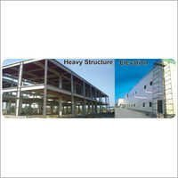 Heavy Prefabricated Structure